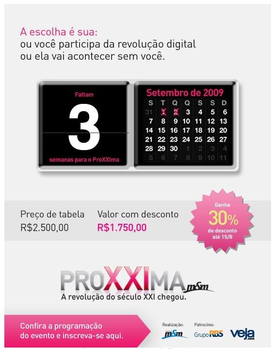 Seminário Internacional de Comunicação e Marketing Digital