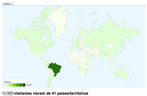 goianos no mundo inteiro acessando o site da imobiliária de Goiânia Adão Imóveis